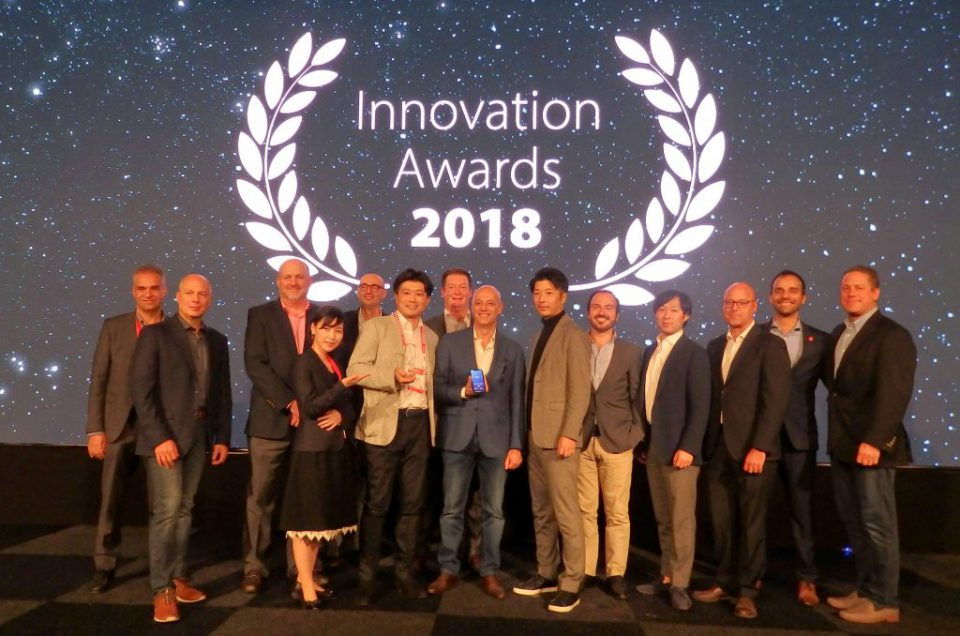 「SOOTHが「OutSystems Innovation Awards」にて2年連続受賞!~「熱中症対策プロジェクト」がHuman Impact Award部門で受賞~」のアイキャッチ画像